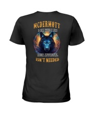 MCDERMOTT Rule Ladies T-Shirt thumbnail