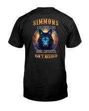 SIMMONS Rule Classic T-Shirt thumbnail