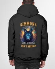 SIMMONS Rule Hooded Sweatshirt garment-hooded-sweatshirt-back-01