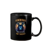 SIMMONS Rule Mug thumbnail