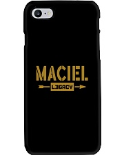 Maciel Legacy Phone Case tile