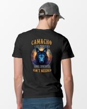 CAMACHO Rule Classic T-Shirt lifestyle-mens-crewneck-back-6