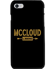 Mccloud Legend Phone Case tile