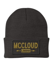 Mccloud Legend Knit Beanie front