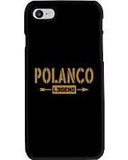 Polanco Legend Phone Case thumbnail