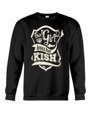 KISH with love Crewneck Sweatshirt thumbnail