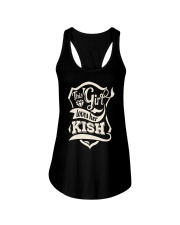KISH with love Ladies Flowy Tank thumbnail
