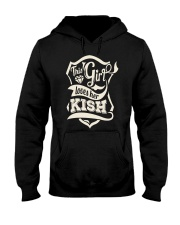 KISH with love Hooded Sweatshirt tile