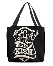 KISH with love All-over Tote thumbnail