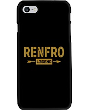 Renfro Legend Phone Case thumbnail