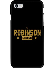 Robinson Legend Phone Case thumbnail
