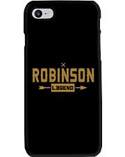 Robinson Legend Phone Case tile