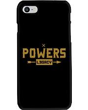 Powers Legacy Phone Case tile