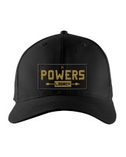 Powers Legacy Embroidered Hat front