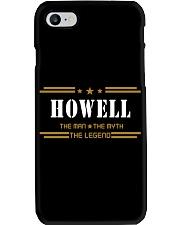 HOWELL Phone Case tile