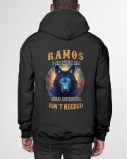 RAMOS Rule Hooded Sweatshirt garment-hooded-sweatshirt-back-01