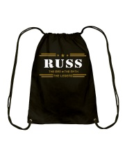 RUSS Drawstring Bag thumbnail