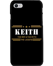 KEITH Phone Case tile