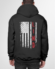 LIND Back Hooded Sweatshirt garment-hooded-sweatshirt-back-01