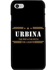 URBINA Phone Case tile