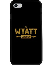 Wyatt Legacy Phone Case thumbnail