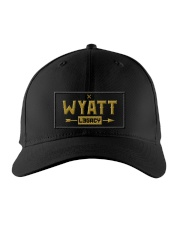 Wyatt Legacy Embroidered Hat front