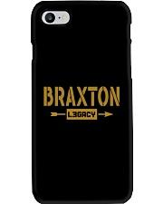 Braxton Legacy Phone Case tile