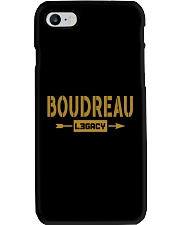 Boudreau Legacy Phone Case tile