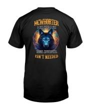MCWHORTER Rule Classic T-Shirt thumbnail