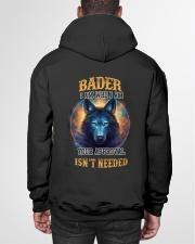 BADER Rule Hooded Sweatshirt garment-hooded-sweatshirt-back-01
