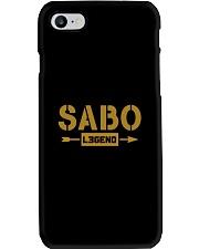 Sabo Legend Phone Case thumbnail