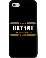 BRYANT Phone Case tile