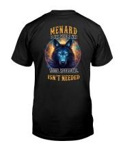 MENARD Rule Classic T-Shirt thumbnail