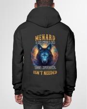 MENARD Rule Hooded Sweatshirt garment-hooded-sweatshirt-back-01