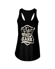 KARR with love Ladies Flowy Tank thumbnail