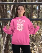 KARR with love Hooded Sweatshirt apparel-hooded-sweatshirt-lifestyle-05