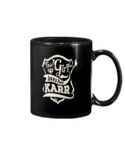 KARR with love Mug tile