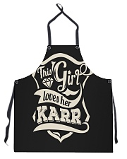KARR with love Apron thumbnail