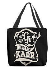 KARR with love All-over Tote thumbnail
