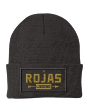 Rojas Legend Knit Beanie front