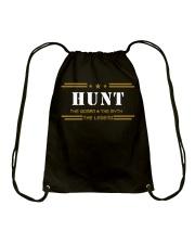 HUNT Drawstring Bag thumbnail