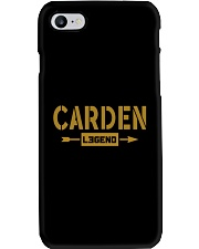 Carden Legend Phone Case thumbnail