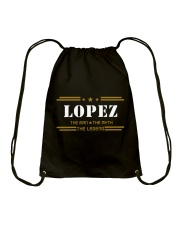 LOPEZ Drawstring Bag tile