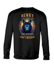 HENRY Rule Crewneck Sweatshirt thumbnail