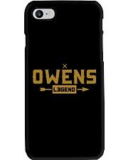 Owens Legend Phone Case thumbnail