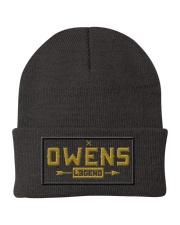 Owens Legend Knit Beanie front