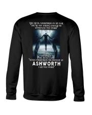 ASHWORTH Storm Crewneck Sweatshirt thumbnail