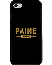 Paine Legend Phone Case thumbnail