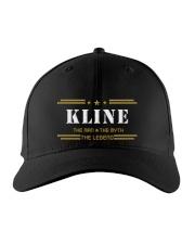 KLINE Embroidered Hat front