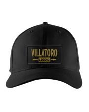 Villatoro Legend Embroidered Hat front